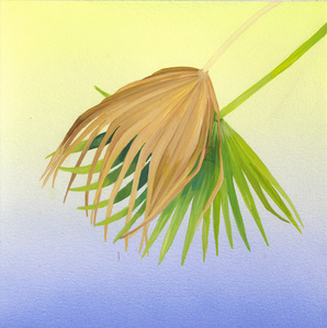 palm embrace (interwoven)