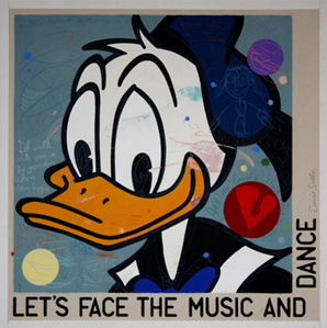 Let's Face The Music and Dance (Donald)