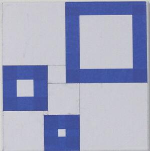 Untitled (9 Squares) 1708/1801