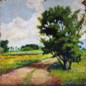 Path to the Vineyard