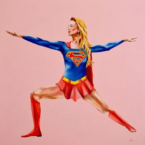 SUPER GIRL WARRIOR PINK