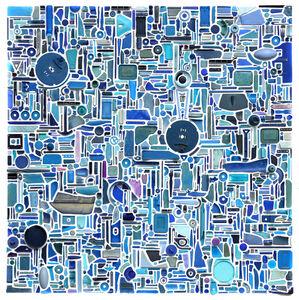 Blue No. 1