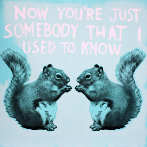 Now You're Just Somebody That I Used to Know