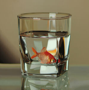 Nothing.Life.Object (Fish in Glass)