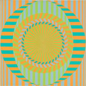 Radiant Ellipse 3-65