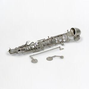 War Damaged Musical Instruments, Altsaxophon (ruin)