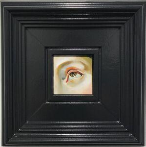 Eye XX (after Carlo Dolci Madonna)