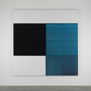 Exposed Painting Phthalocyanine Blue Lake