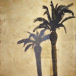 Palmtree with Shadow