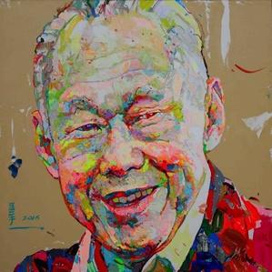 Lee Kuan Yew 李光耀