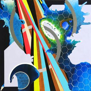 Visions of a Fragmented Landscape VIII.