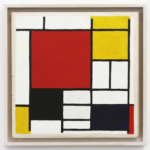 A Good Idea Is A Good Idea (Mondrian)