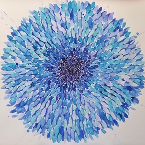 Big Blue Flower 3.16
