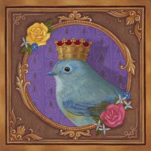 Queen Birdy