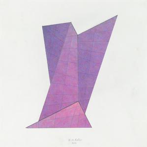 Zerstörtes Quadrat IV