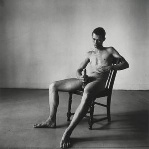 Seated Nude, Bruce de Saint Croix
