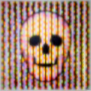 Color Space - ROGBYP Wave Medium / ROGBYP SKULL