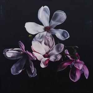Still Life with Magnolias