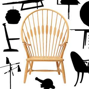 """Peacock"" Chair"