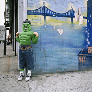 Untitled (Hulk)
