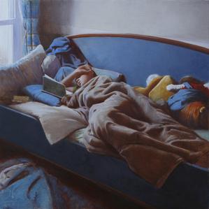 Reader, Morning Light