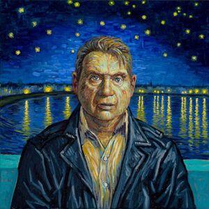 Anachronistic Portrait (Francis/Van Gogh)