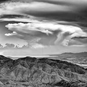 Salton Sea from Keys View