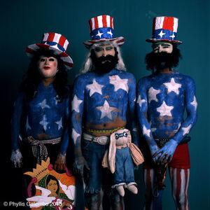 Los Americanos, Mexico
