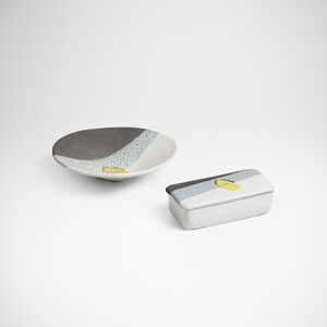 bowl and lidded box