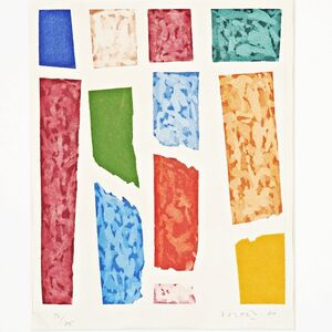 Abstract Composition (Bank of New York Corporate Collection)