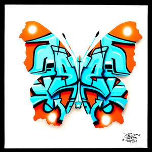 Urban Butterfly 3 Nemophosa