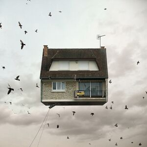 Flying Houses #3