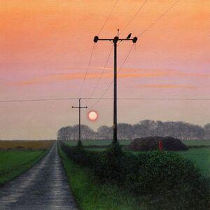 Ganton Wold Sunset (Twilight)