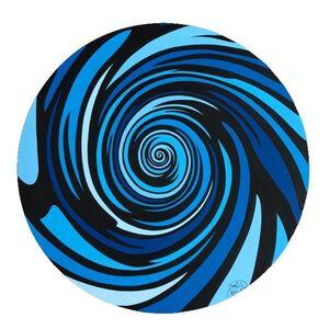 Aquatic Spiral Galaxy