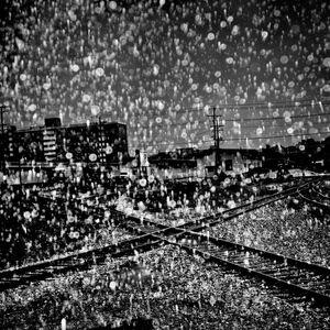 Rainstorm. York, Pennsylvania.