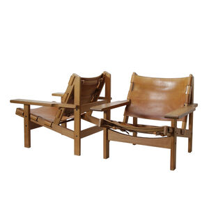 Pair of easy chairs