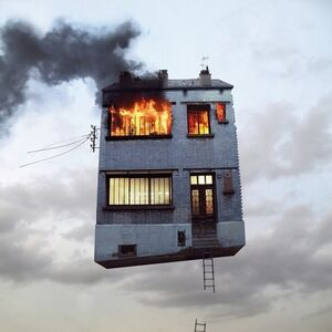 Flying Houses #5