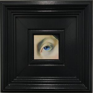 Eye XVIII (after Ingres, Countesse d'Haussonville)