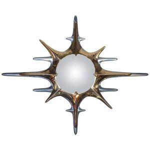 """Important """"Sunburst Mirror """" designed by Regis ROYANT"""