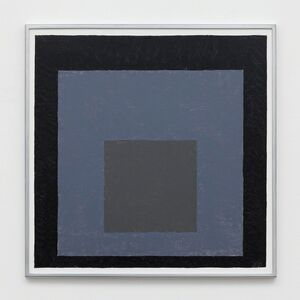 Study for Homage to the Square, 1965, After Josef Albers
