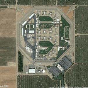 Facility 492 (from series Prison Map)
