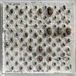 Face Sutra (Pigment) 2004/12