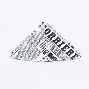 Newspaper Hat Paperweight
