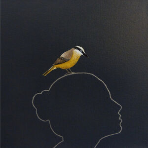 Untitled. From the series Birds on my Head
