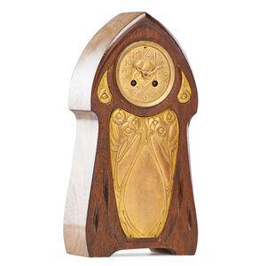 Art Nouveau mantle clock