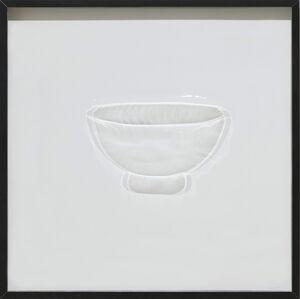 Iron cup(Goryeo)鐵製金銀入絲盞