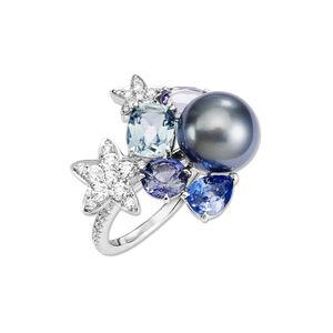 Couture Aqua Ring