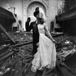 Stephen Brecht, Bride and Groom, New York