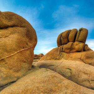Stone Fist