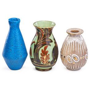 Three Vases, France